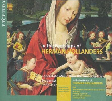 Hollanders CD (voorzijde)